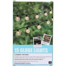 clear globe string lights for indoor