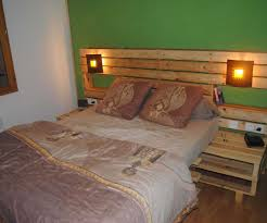 ... Large-size of Ideal Upcycled Pallet Bed Headboard Ideas Pallets Pallet  Bed Headboard Headboard Designs ...