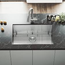 fresh decoration 30 undermount stainless steel kitchen sink kraus khu100 30 standart pro