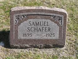 Samuel Schafer (1895-1925) - Find A Grave Memorial
