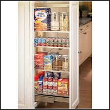 Tall Pull Out Pantry