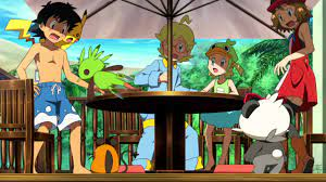 Pokémon the Movie: Hoopa and the Clash of Ages (2015) YIFY - Download Movie  TORRENT - YTS