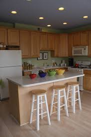 kitchen recessed lighting spacing luxury light placement ide