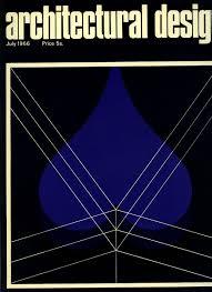 Architectural Design Magazine Architecture Monica Pidgeon Edited By Architectural Design