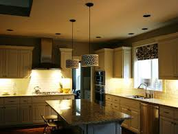 Kitchen With Track Lighting Pendant Track Lighting Home Designs