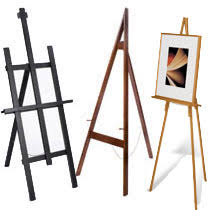 Display Stands For Art Display Easels Floor And Countertop Art Stands 5
