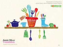 Stephanie Alexander Kitchen Garden Foundation Jamie Olivers Kitchen Garden Project Presentation To Homebase
