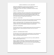property al agreement forms