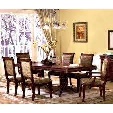 Furniture of America Ravena Oak 7-piece Cherry Dinette Set Shop
