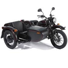 the allied victory sidecar motorcycle hammacher schlemmer