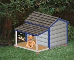 free easy large dog house plans for how to build a big dog house