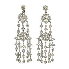 clip on chandelier earrings unique 26 best joseff of hollywood images on