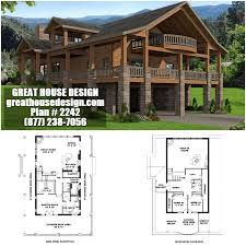 lake house floor plans with walkout basement inspirational 119 best insulated concrete form homes by great