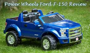 Power Wheels Ford F-150 Review | Get the Best Ride-On Toy for Kids