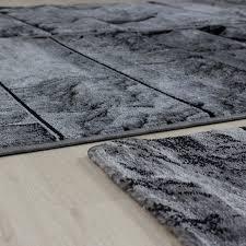 Details Zu Bettumrandungen Läufer Teppiche Modern Designer Für Schlafzimmer Kurzflor B9250