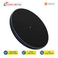 Mã SKAMA07 giảm 8% đơn 250k]Đế sạc không dây Xiaomi Mi Wireless Charging  Pad GDS4142GL WPC03ZM - Hàng chính hãng