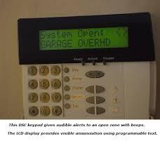 garage door alarmConnecting a Garage Door Contact to a Home Security System