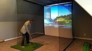 diy golf simulator full swing to unveil its new model build