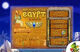 BrickShooter Egypt - Game Puzzle