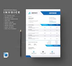 Janitorial Service Invoice Template Blank Templates Free Create Psd