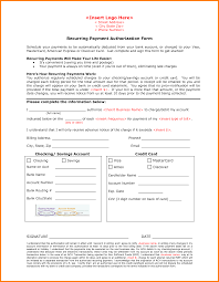 11 payment authorization form card authorization 2017 11 payment authorization form