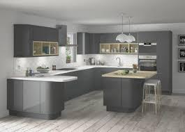 Nice Deco Cuisine Gris Deco Maison Noir Et Blanc Cool Best Design Deco  Décoration Cuisine Grise