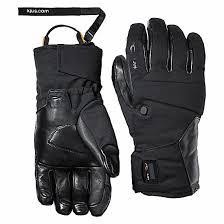 Kjus Men Bt 2 0 Glove Black