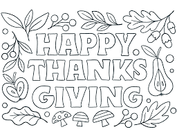 Thanksgiving coloring sheets for preschool and kindergarten. Printables Thanksgiving Placemat Hp Official Site