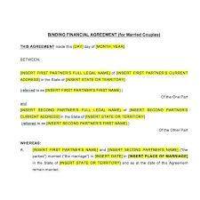 Binding Contract Template Binding Contracts Contract Templates Template Agreement Getspotapp Co