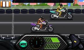 drag race bike 240x400 jar racing single version java download