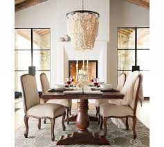 the attractive chandelier style mild fixture is pottery barn youngsters and the curtains are additionally addison s the couple together with their