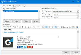 Create Outlook How To Create Outlook 2019 Signature