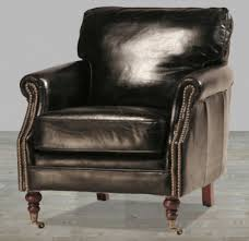 leather living room chairs. Simple Chairs Harrow Club Hand Finished Leather Chair To Living Room Chairs D