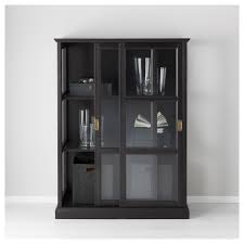 Glass Door Cabinet Malsj Glass Door Cabinet 102x141 Cm Ikea