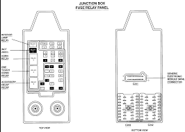 1999 f350 7 3 fuse box 1999 wiring diagrams online