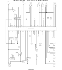 1989 nissan 240sx wiring diagram solidfonts 1992 nissan 240sx fuse box diagram image