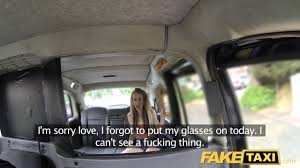 Fake Taxi Slim blonde likes it rough in back of cab on GotPorn.
