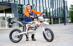 interview of the month arno ebner about ktm ride e sm ktm blog arno ebner team leader rnd electric drive