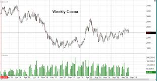 Cocoa Futures Contract Prices Charts News