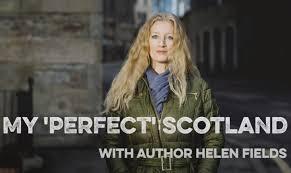 📚| Helen Fields, the crime author of the... - Edinburgh Airport | Facebook