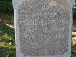 Ida Garrett Feller (1862-1943) - Find A Grave Memorial