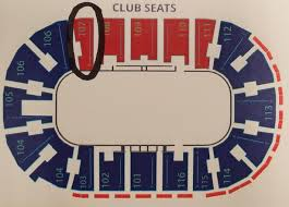 Save On Foods Memorial Centre Victoria Seating Chart Two Tickets Section 107 Nhl Vancouver Canucks Verse Calgary