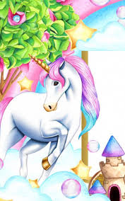 Cute Anime Unicorn Wallpapers