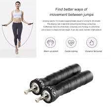 เชือก เชือกกระโดด Xiaomi Yunmai Jump Rope High speed Training Rope Skipping  Rope เชือกกระโดดออกกำลังกาย กระโดดเชือก