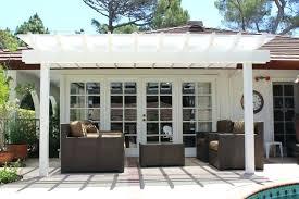 unforgettable vinyl patio covers vinyl patio covers orange county