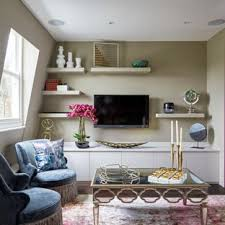 living room design furniture. Inspiration For A Small Bohemian Living Room In London With Green Walls,  Dark Hardwood Flooring Design Furniture