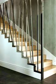 replace stair railing. Replace Stair Railing Cost Interior Kits Wood Handrails For Stairs Current Pics Replacing Spindles On Banister . E