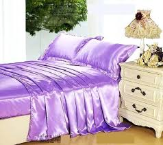 light purple comforter light purple mauve lilac mulberry silk bedding set king size queen solid s light purple comforter