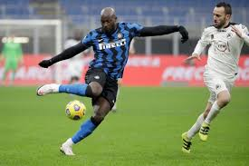 If you are using an ad blocker, please consider supporting us by disabling the blocking of ads for our. Inter Beat Spezia 2 1 Keep Pressure On Milan With Sixth Successive Win