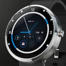 motorola smartwatch. motorola moto 360 smartwatch face